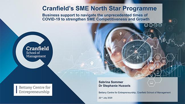 Cranfield SME North Star Programme