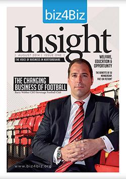 biz4Biz Insight magazine issue 1