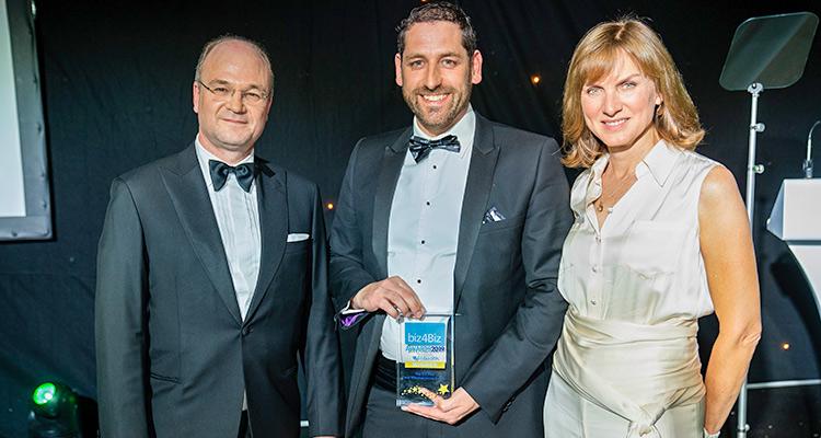 biz4Biz awards in Herts