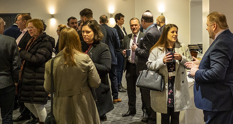 Business networking with Connexions