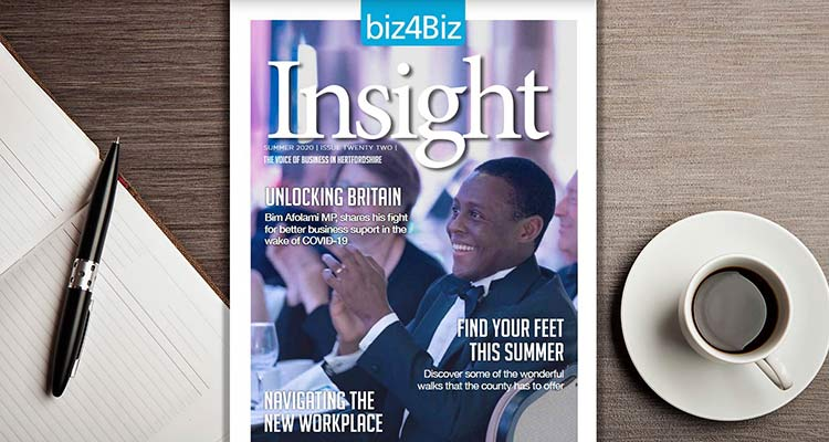 biz4Biz Insight magazine