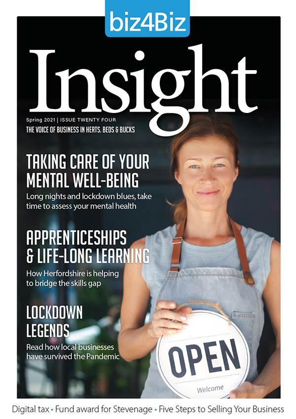 Insight magazine Spring 2021