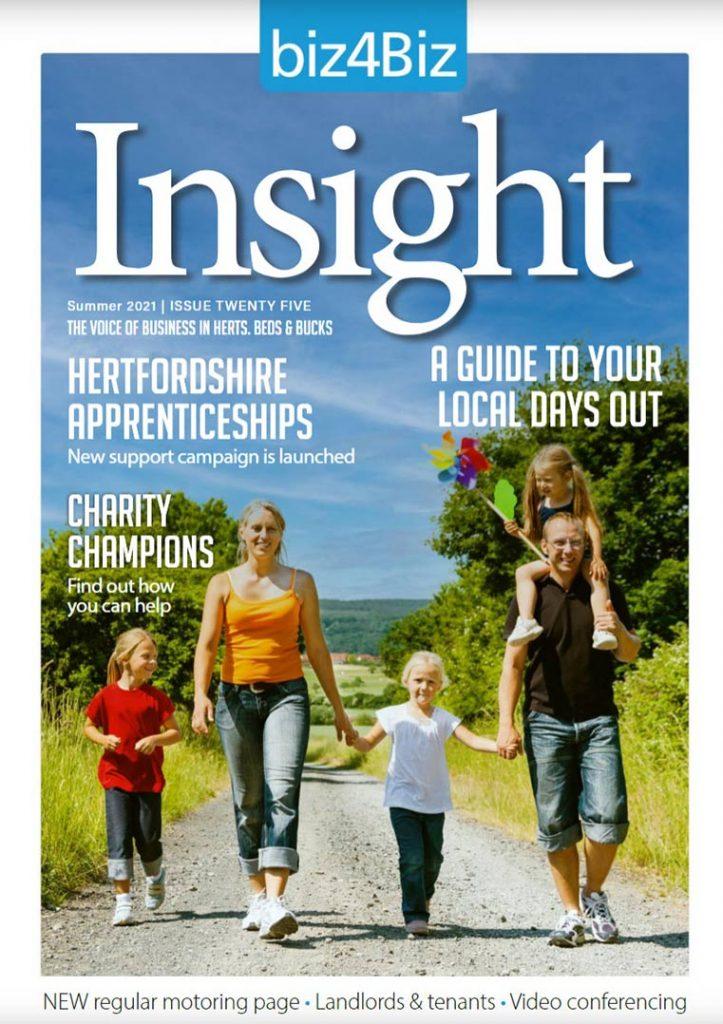 biz4Biz Insight magazine summer 2021